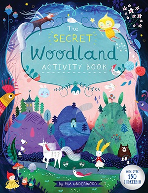 The Secret Woodland Activity Book
